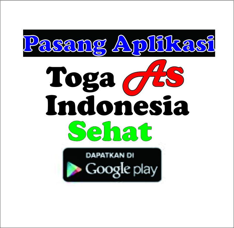 Dapatkan di google play. Atau klik https://play.google.com/store/apps/details?id=com.togaasindonesiasehat.moc.app
